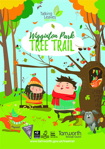 Wigginton Park Tree Trail