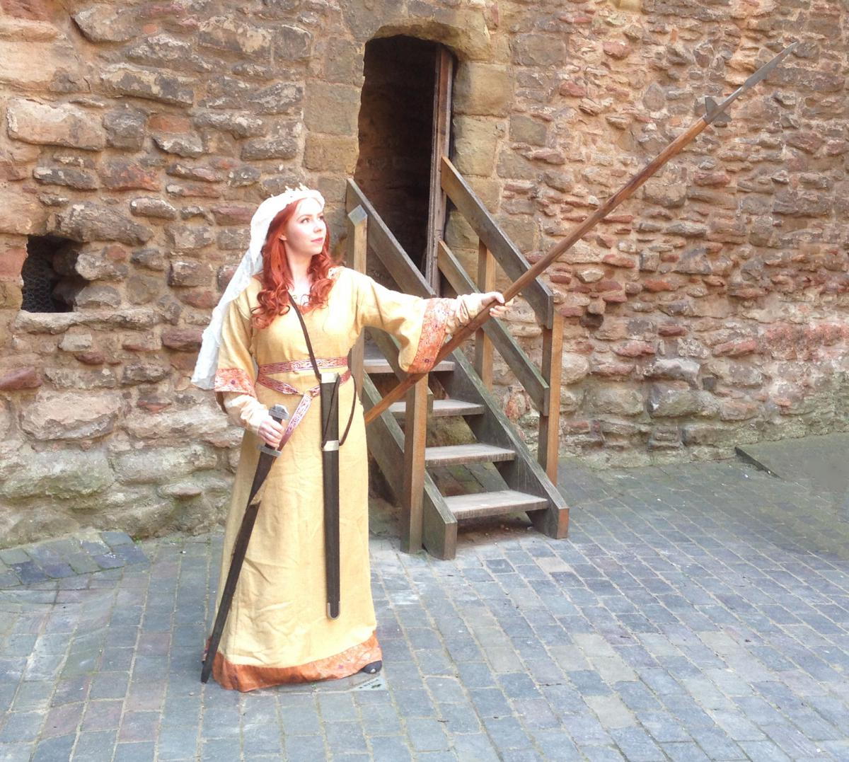 Image result for anglo-saxon women